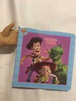 """Disney Toy Story Woodie Mini Book School Supplies for American 18"""" Girl Doll"""