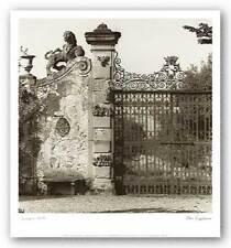 Tuscan Gate Alan Blaustein Art Print 12x12