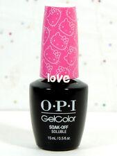 OPI GelColor #1 - Brand New Gel Color Soak Off UV/LED Choose Any Gel Polish