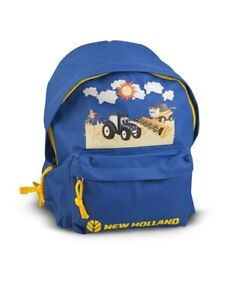 New Holland Kids Blue Small Backpack SJ-3128300
