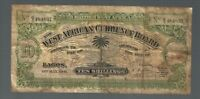 British West Africa ✨ 1941 West African Currency Board 10 Shillings ✨ #4837