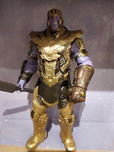 Marvel legends Armoured Thanos complete baf wave loose endgame infinity war