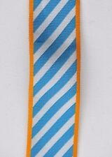 Ruban de la médaille de l'Internement Politique, 1940-1945,  tissage ancien