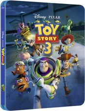 Toy Story 3 Limited Edition Steelbook Blu-ray UK Exclusive NEW SEALED