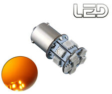 1 Ampoule BAU15s PY21w Orange 13 LED SMD