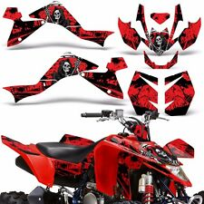 Graphic Kit Suzuki LTZ400 ATV Quad Decals Sticker Wrap LTZ 400 2009-2016 REAP R