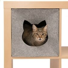 Cat Den For Shelves Privacy Bed Napper Foldable Cube Perfect Hideaway Washable