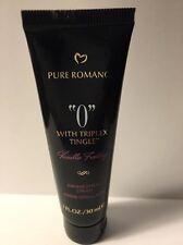 "Pure Romance ""O"" ~Arousal Cream~ Vanilla Frosting! FREE SHIP!!"