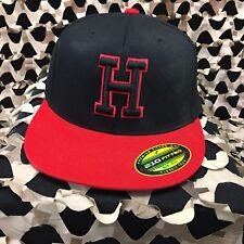New Hk Army Flex Fit H Hat - Red - Large/X-Large