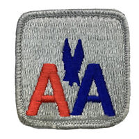 """American Airlines - Vintage Embroidered Patch 2"""" x 2"""""""