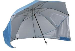 Sport-Brella 0736 X-Large Beach Umbrella - Blue