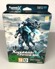 NINTENDO Wii COFFRET LIMITED EDITION  PAL FR  XENOBLADE CHRONICLES X