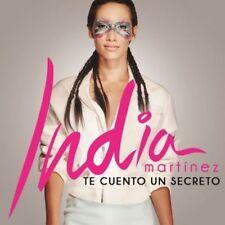 INDIA MARTINEZ - TE CUENTO UN SECRETO [CD]