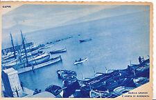 Italy Postcard - Capri - Marina Grande - E. Costa Di Sorrento    BH6276