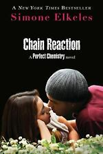 Chain Reaction: A Perfect Chemistry Novel, Elkeles, Simone, Good Condition, Book