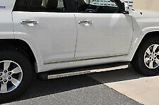 OEM TOYOTA 4RUNNER RUNNING BOARDS FITS LIMITED MODELS ONLY FITS 2011-2019