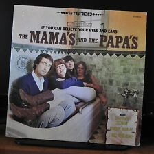 MAMA'S & PAPA'S~DUNHILL DS-50006~STEREO~1966~MONDAY,MONDAY~1st 1/C 1/C