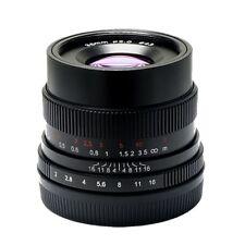 7artisans 35MM F2.0  Mirrorless Camera Manual Fixed LENS For Sony E Mount Black