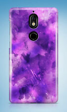 PURPLE WATERCOLOR 101 CASE FOR MICROSOFT LUMIA 535 540 950 950 XL