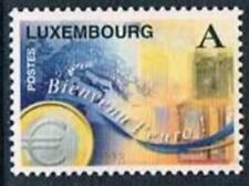 Luxembourg 1999 Mi N°1469 Mnh**  Introduction Euro