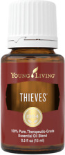 Young Living Thieves 15 ml Essential Oils Exp 2025 ~ New/Sealed ~ Free Shipping