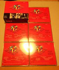 5 CD Box Pop der 80er 61.Tracks Europe Men at Work Paul Young Toto Bangles.. 110