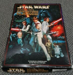 Star Wars Introductory Adventure Game - West End Games 40602 RPG - Complete