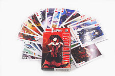 Anime Date A Live DAL Tokisaki Kurumi Playing Card Deck Poker Toy New