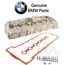 NEW For BMW E90 E60 E85 3 & 5-Series Z4 Valve Cover Gasket & Bolt Set Genuine