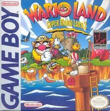 Super Mario Land 3 III - Wario Land Game Boy Color Adva