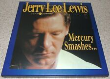 Jerry Lee Lewis, Mercury Smashes and Rockin' Sessions 10 CD Box Set Bear Family