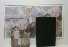 Dreamthief's Daughter by Michael Moorcock Ltd. Signed Book + Ltd. Signed Print..