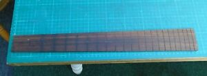 rosewood 6 string guitar fingerboard, slotted, projects,rebuilds,restorations