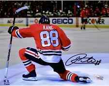"Patrick Kane Chicago Blackhawks Autographed 8"" x 10"" Goal Celebration Photograph"