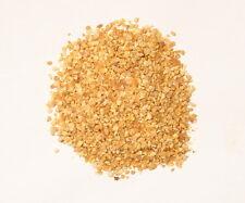Orange Peel, Granulated - 8 ounces - Minced & Dried California Orange Peel Zest