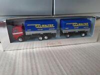 Scania  MT    LKW WALTER Wien Austria Kufstein  BDF Hängerzug  Top , selten