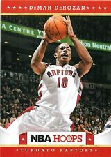 2012 13 Panini NBA Hoops #31 DeMar DeRozan Toronto Raptors NM Trading Card