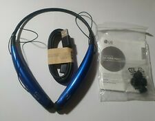 New listing Lg Tone Pro Hbs-770 Wireless Stereo Headset - Blue