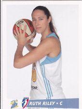 CHICAGO SKY RUTH RILEY 2012 WNBA BASKETBALL CARD