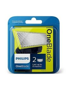 Philips One Blade Replacement Blade 2 Pack Lime QP220/50