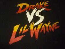 Drake VS Lil Wayne Shirt ( Used Size L No Tag ) Nice Condition!!!