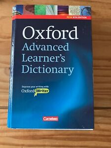 Oxford Advance Learner's Dictionary, 8th Edition