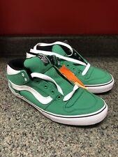 Vans Tnt Size 11 Men Color Green Rare!!!