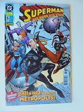 DC Superman Nr. 6 - Z. 1-2