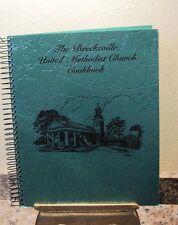 1996 Brecksville Ohio United Methodist Church Vintage Cookbook VERY NICE!