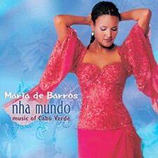 Nha Mundo (My World) by Maria de Barros (CD, Sep-2003, Narada)