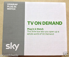 Sky Wireless MINI WiFi Connector SD501 Anytime TV On Demand for Sky HD Box