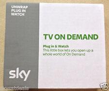 SKY WIRELESS MINI CONNETTORE WIFI SD501 TV in qualsiasi momento sulla domanda per SKY HD BOX