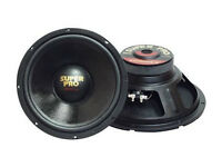 "NEW 12"" Woofer Speaker.Home.Car Audio Sound.inch.8ohm.PA.DJ.twelve Bass.12in.CS"