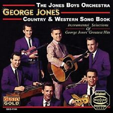 The Jones Boys Orchestra - George Jones Country & Western Songbook *[New CD]*